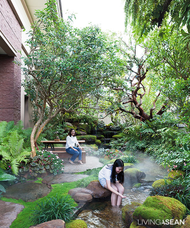 Meeting Warawut Kaewsuk I Got To See The Kind Of Tropical Garden Design I  Loved, With A Forest, ...
