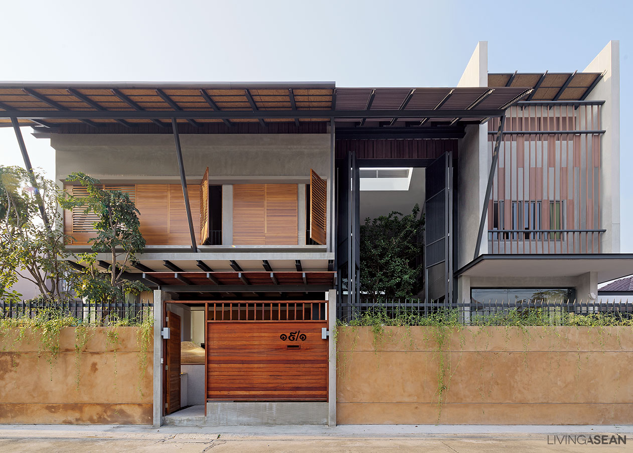 concrete houses for hot and humid weather