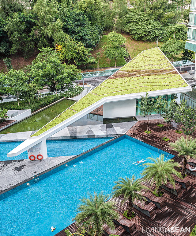 Property One North Residence Urban Greenery In Singapore
