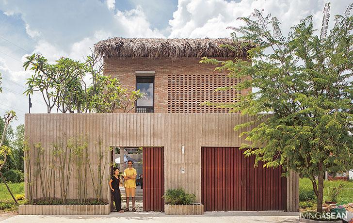 Designers' Eco-friendly Dream Home