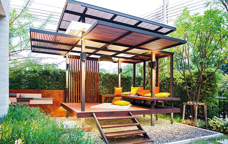 Garden For Family Activities