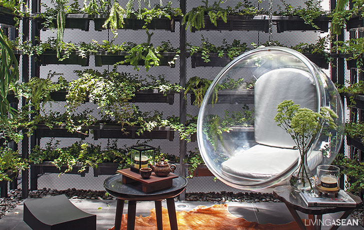 Shading your Living Corners