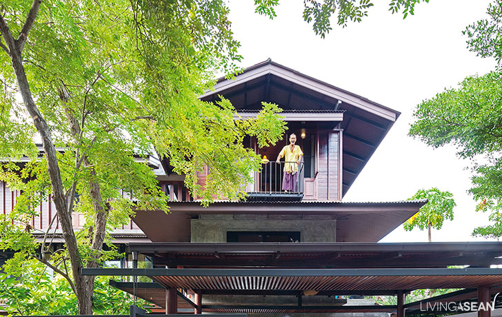 Enchanting Thai Style Home