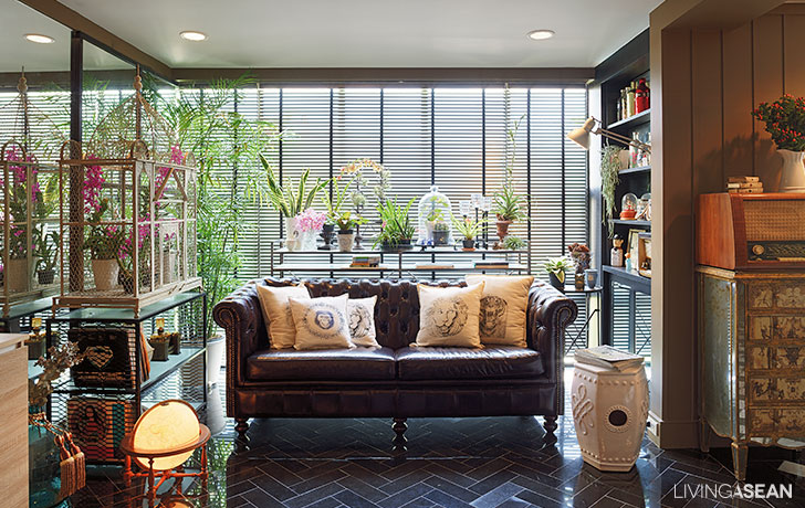 Home Renovation Perfect Combination Of Classic And Retro