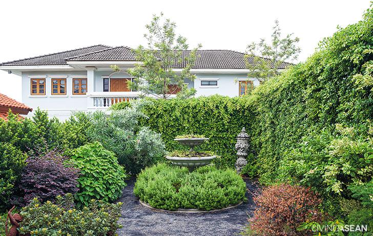 Secret Garden in Western Style