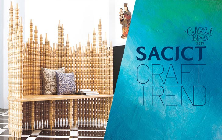 Cultural Blends – SACICT Craft Trend Book 2017