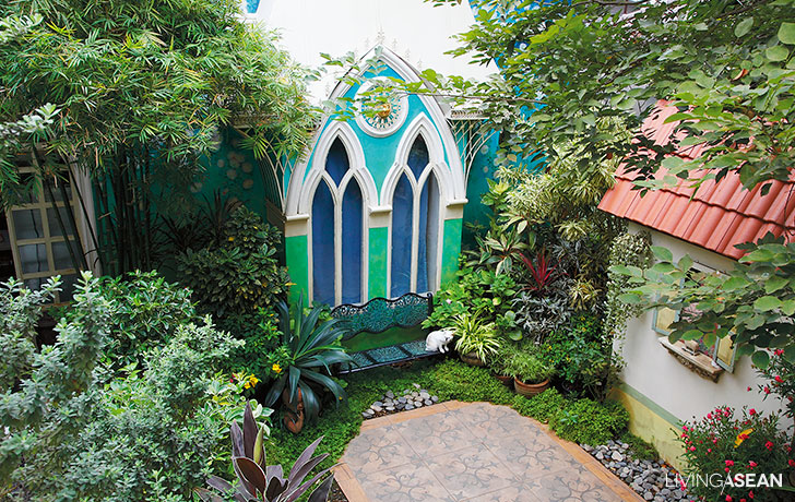 The Garden as Art in Chiang Mai