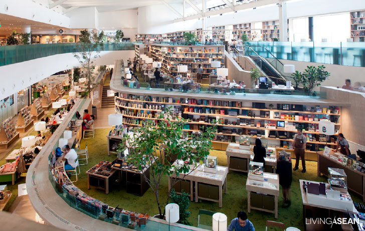 B2S Think Space / Hybird Lifestyle Book Store