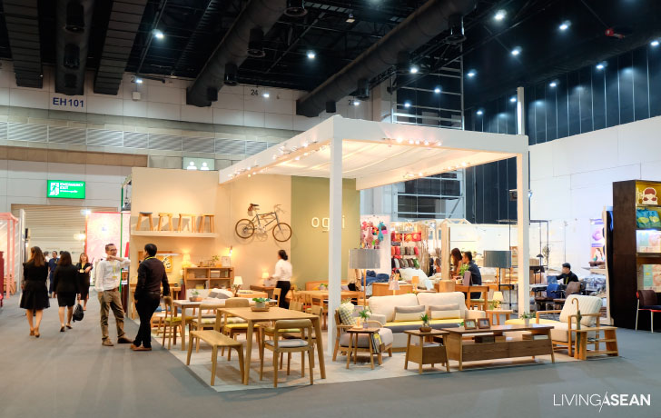 Thailand BIG+BIH 2016 / Bangkok International Gift Fair and Bangkok International Houseware