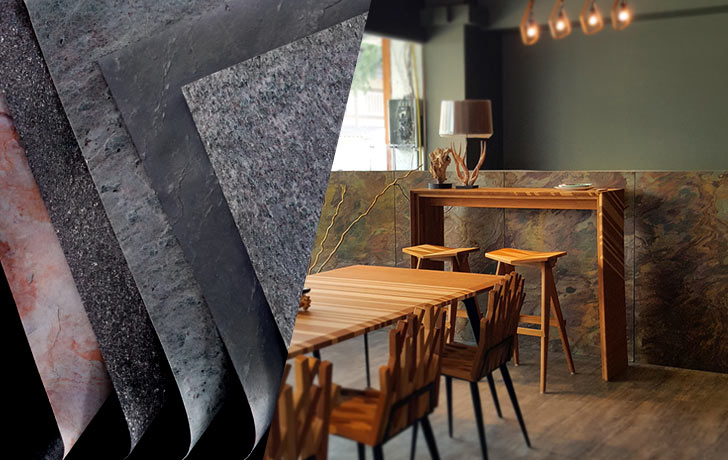Flexible Stone Veneer / The New Innovation of Natural Stone