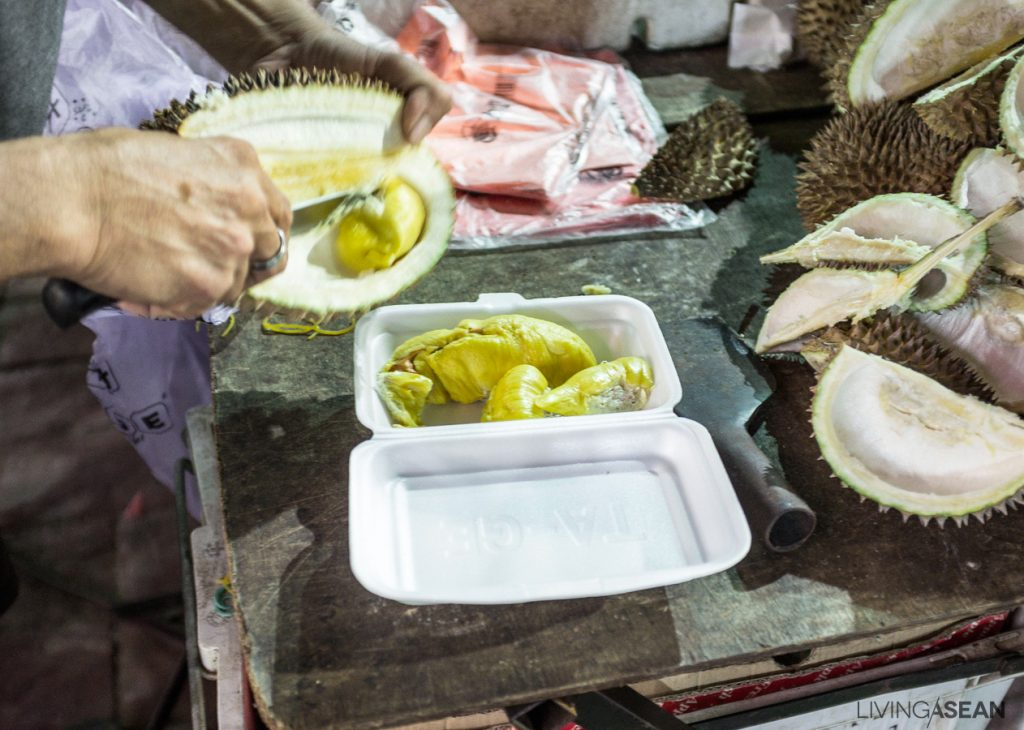 Durian: The Irresistible King of Fruit