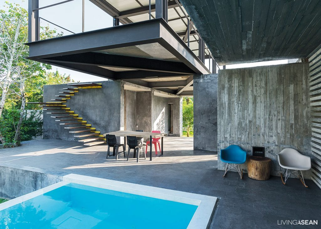 10 Inspiring Modern Tropical Houses in Southeast Asia