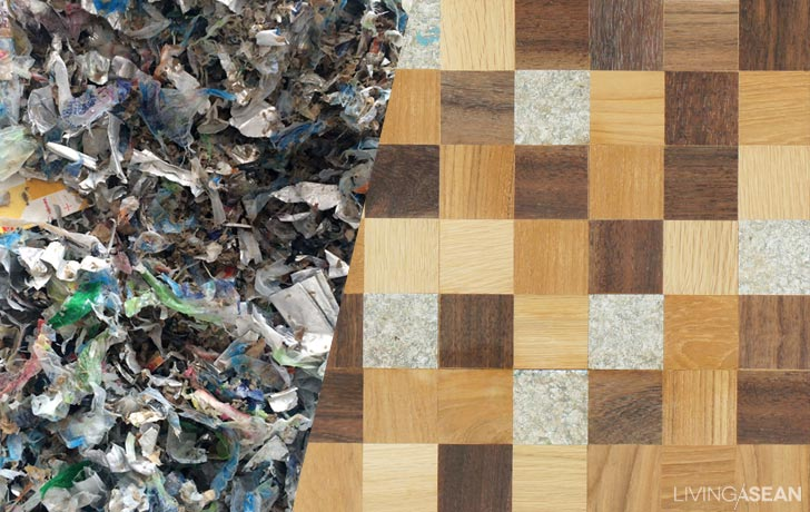 Eco Flooring by Deesawat