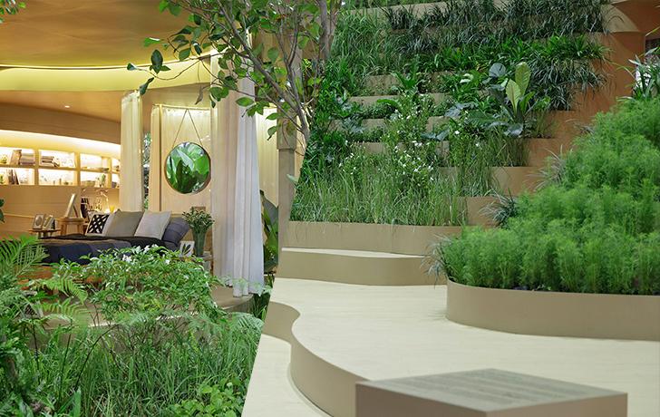 Living with Nature / Baanlaesuan Fair 2016 Show House