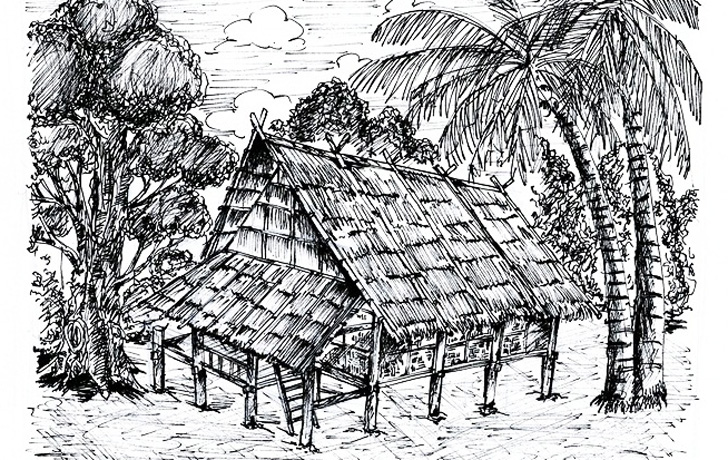 Five Roof Types in Laos: Vernacular Architecture in Perspective