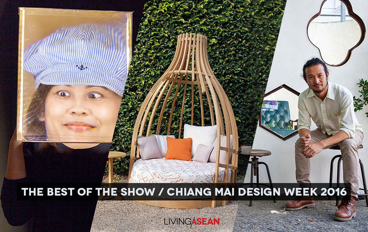 The Best Of The Show Chiang Mai Design Week 2016