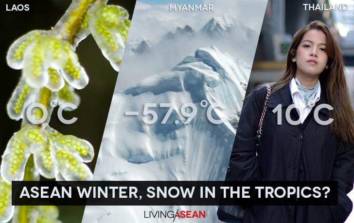 ASEAN Winter, Snow in the Tropics?