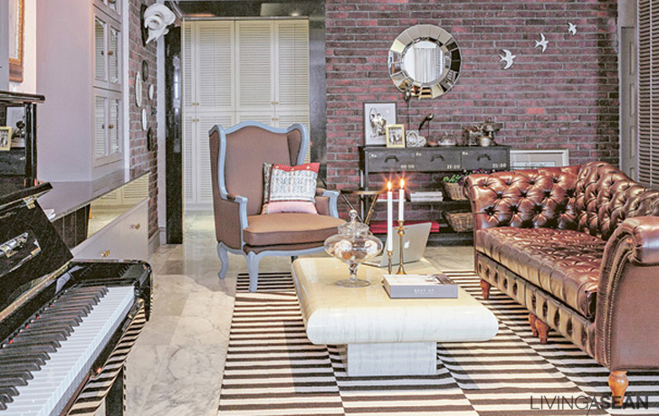 Well-furnished Condo with American Classic Stlye