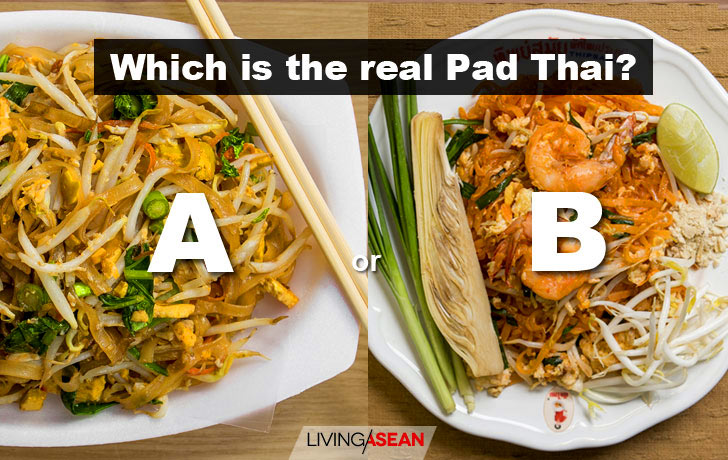 Which is the real Pad Thai?