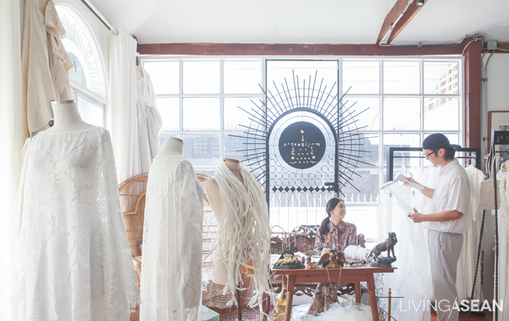 Fashion Designer Home Embraces the Elegance of a Bygone Era