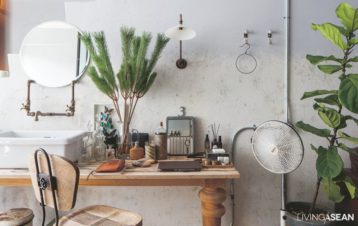Hipster's Nest Boasts Industrial Scandinavian Charm