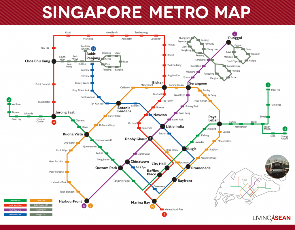 ASEAN MetroWhat Was The 1st Rapid Transit Electric Rail