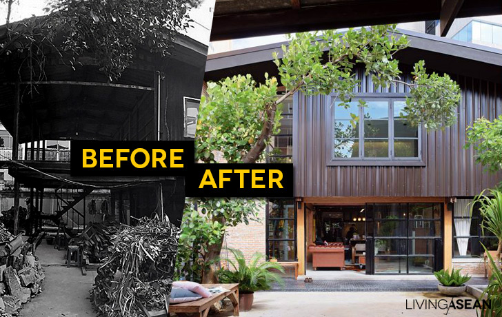 An Amazing Before-and-After House Renovation