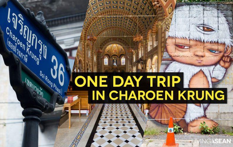 A Day Trip Through Charoen Krung