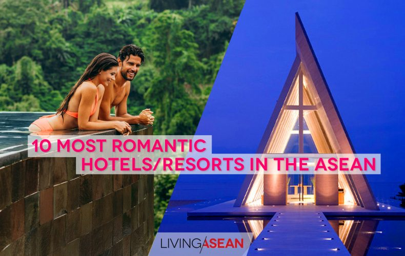 10 Most Romantic Hotels and Resorts in the Region