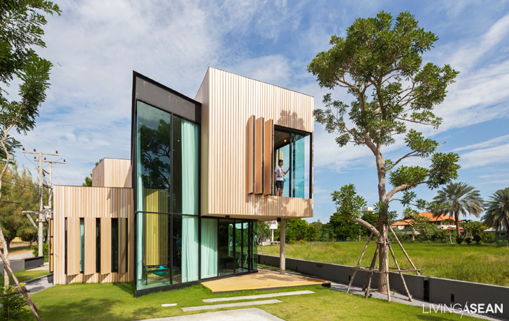 Modern House at Forefront of the Trend