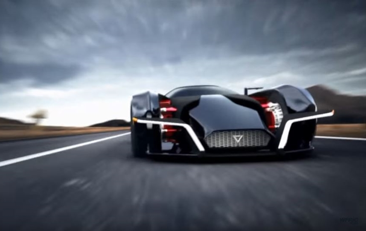 The First-ever Electric Hypercar of Southeast Asia