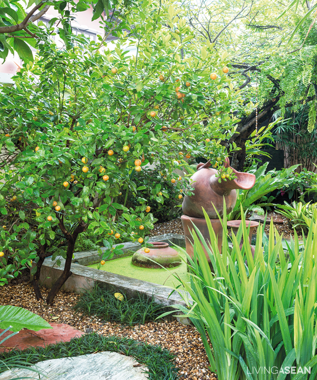 Garden Design For Families tropical garden for extended family /// living asean