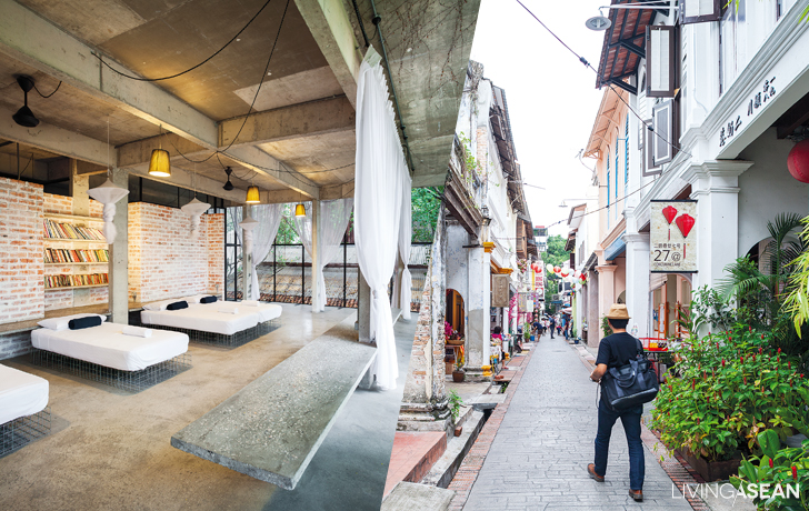 A Boutique Hotel Treasures the Charm of Ipoh