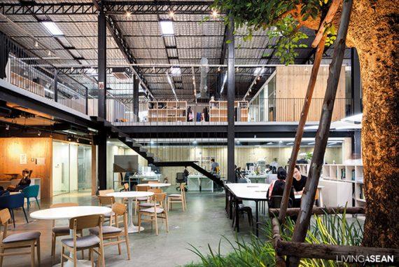 Inspirational Office Design Ideas