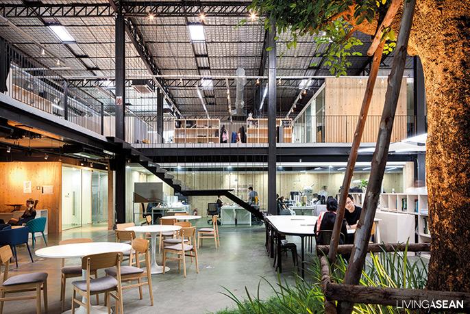 Exciting Office Interior Design Ideas