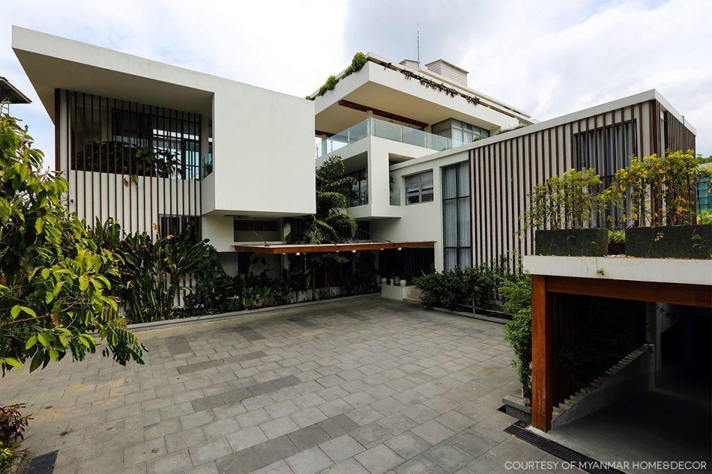 Photography Aye Zaw Design SPINE Architects