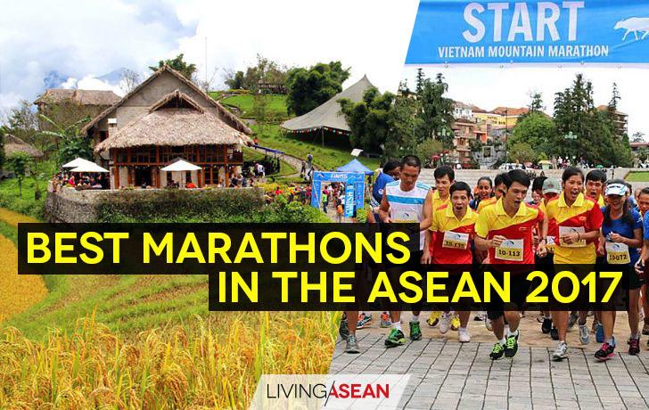 Best Marathons in the ASEAN 2017