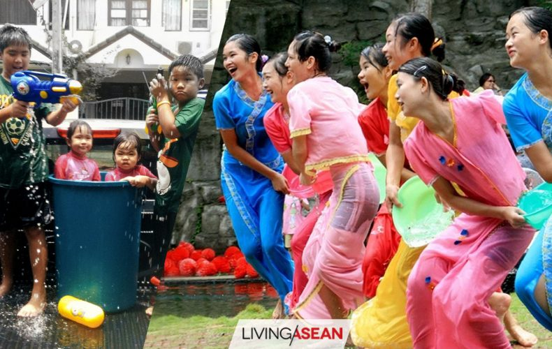 Fun Facts You May Not Know about Songkran