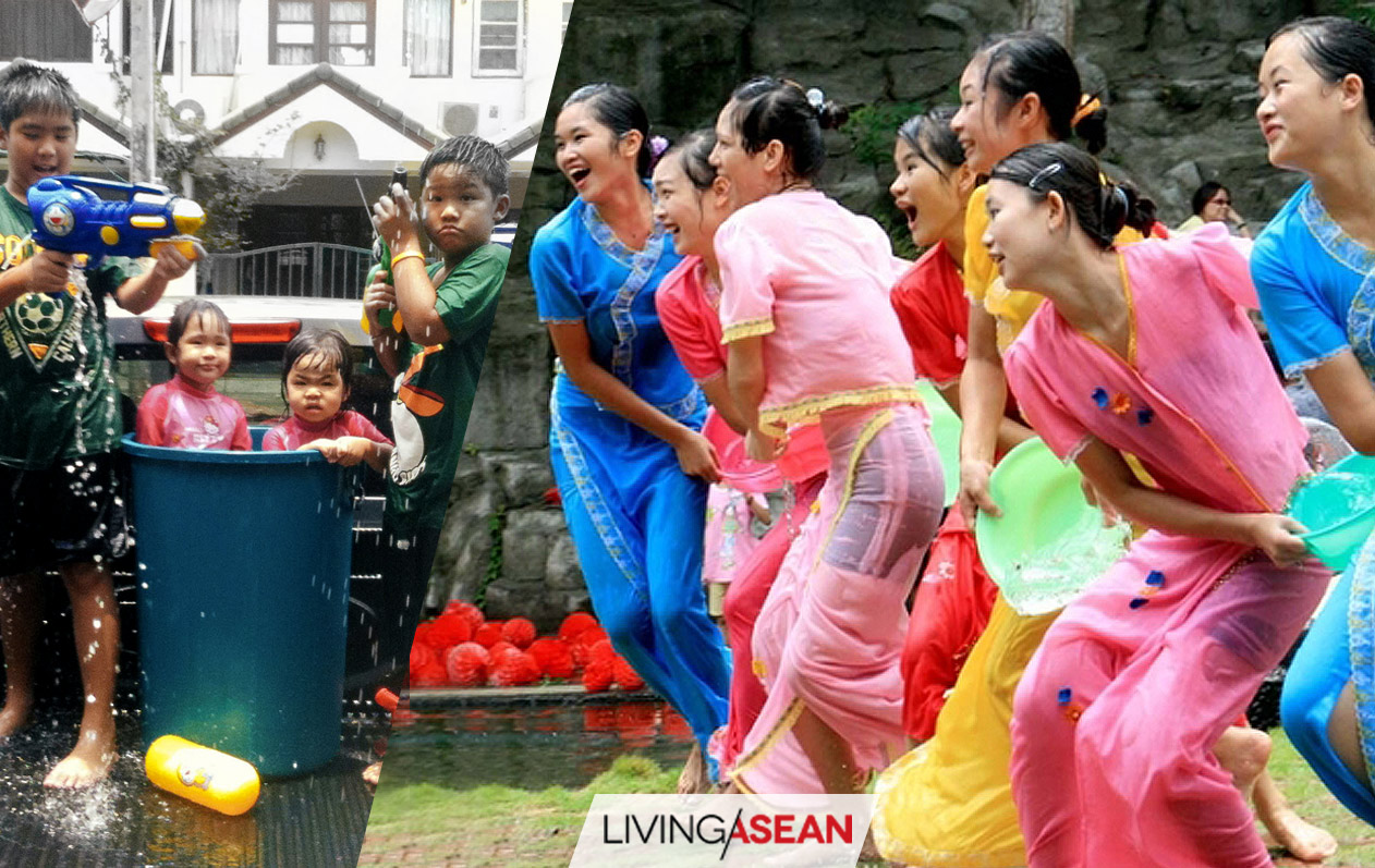 Fun Facts You May Not Know about Songkran or Water ...