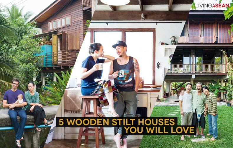 5 Wooden Stilt Houses You Will Love
