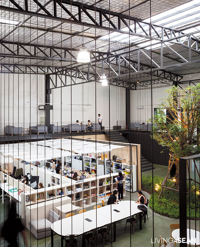 good exciting office. a beautiful office can be an important element in inspiring good work here we give you five examples of exciting and creative design bangkok