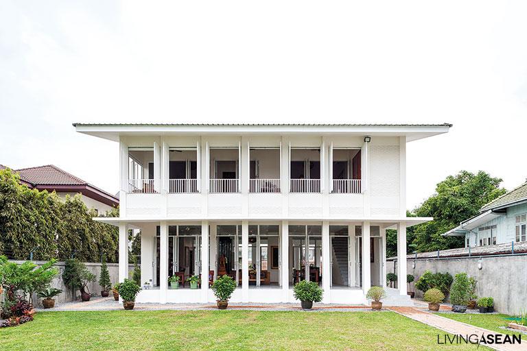 Waterside Home