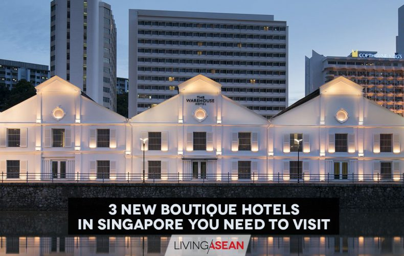3 New Boutique Hotels in Singapore You Need to Visit