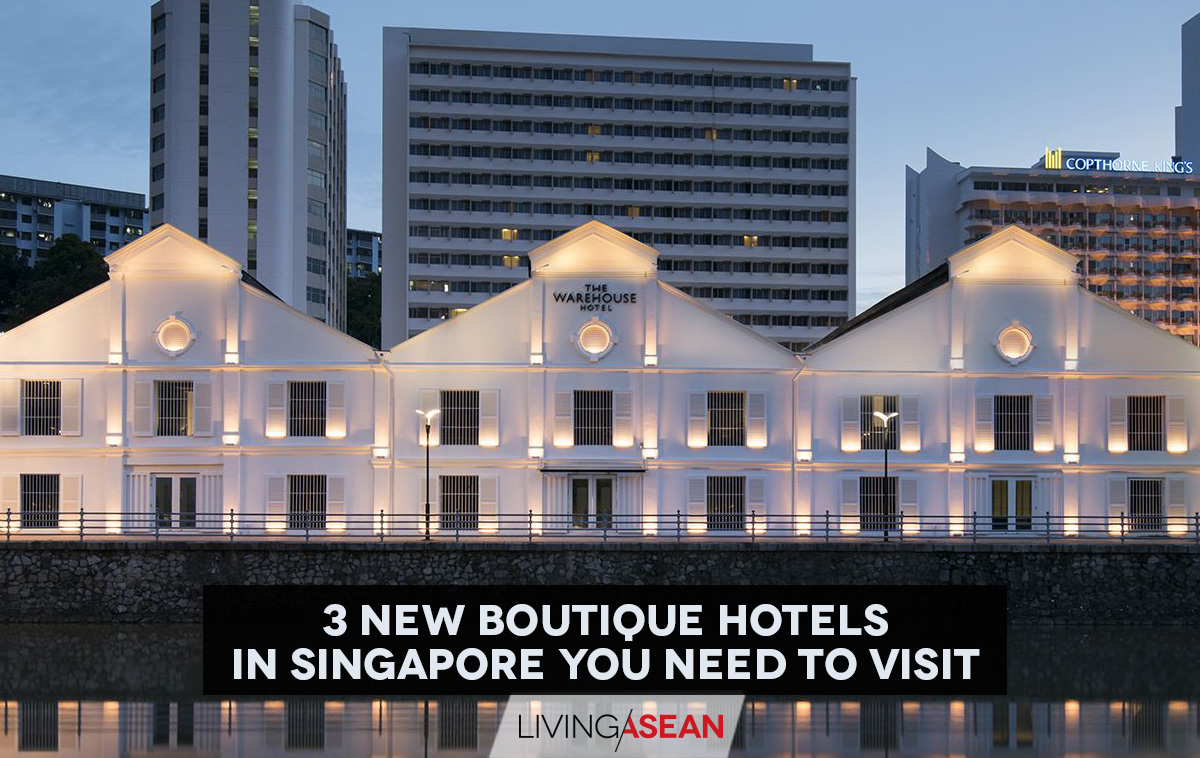 3 new boutique hotels in singapore you need to visit for Boutique hotel 3 lodz