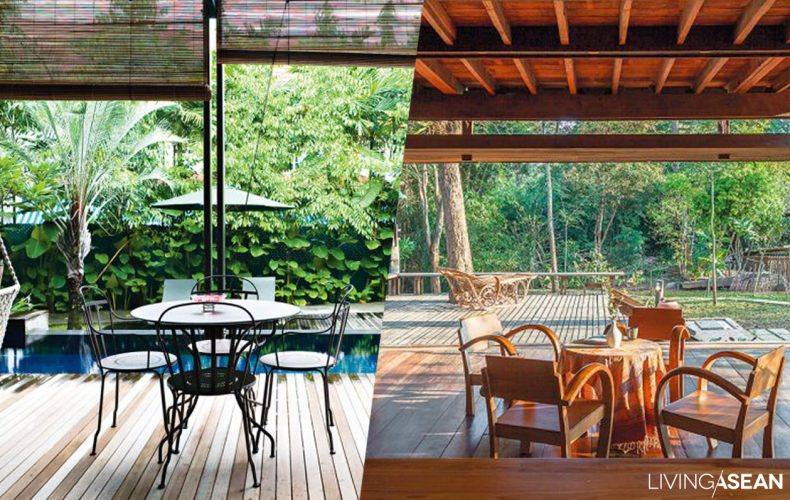 10 Patio Designs for Tropical Climates