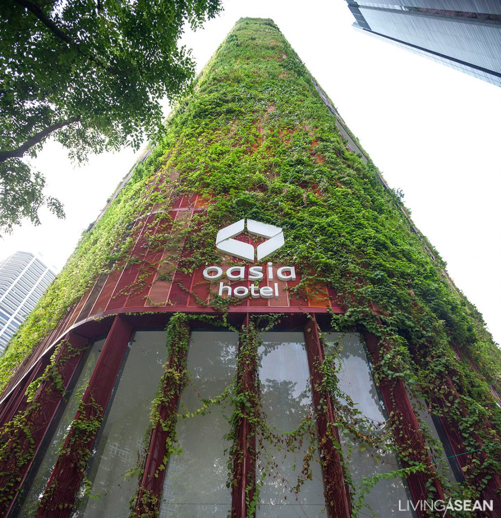 3 new boutique hotels in singapore you need to visit boutique hotel singapore - Vertical gardens miniature oases ...