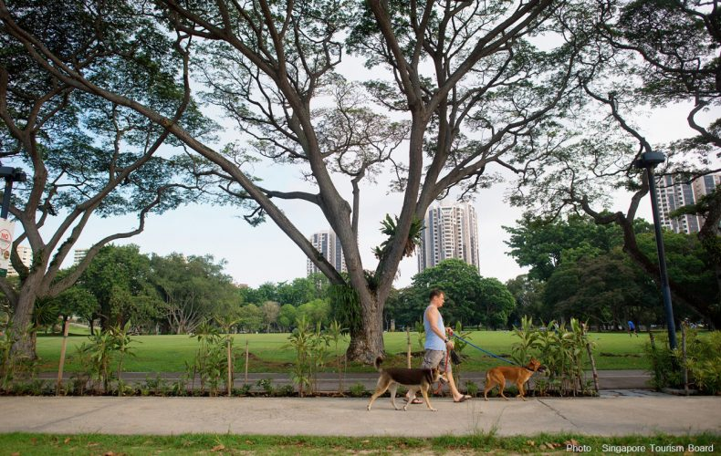 Largest Public Parks in Six ASEAN Capitals