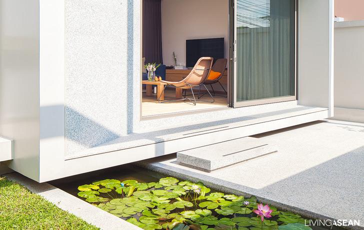 Minimal-style Boxlike House