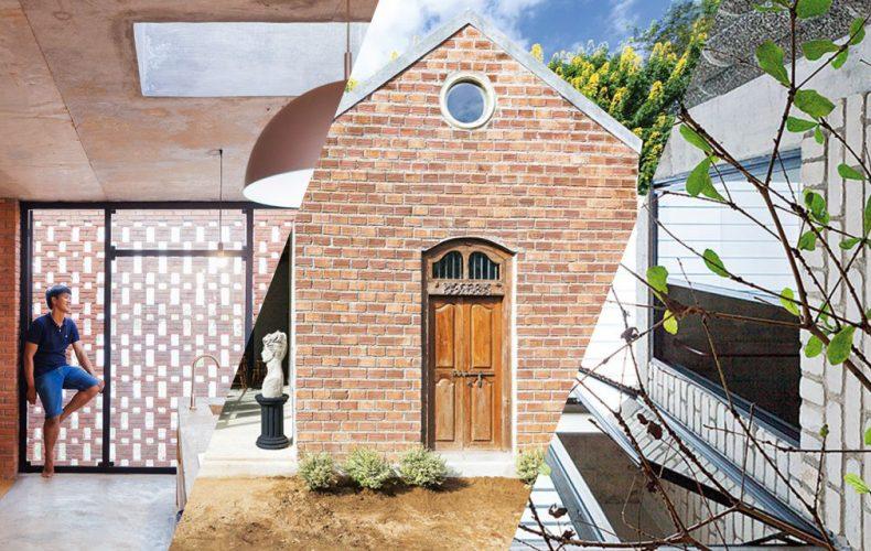7 Enchanting Brick Houses