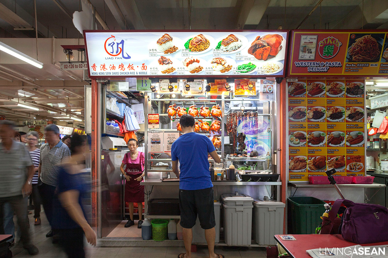 Hawker Chan // Most Inexpensive Michelin-starred Restaurant Opens Thailand  Branch